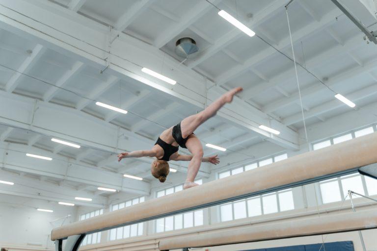 fille gymnaste