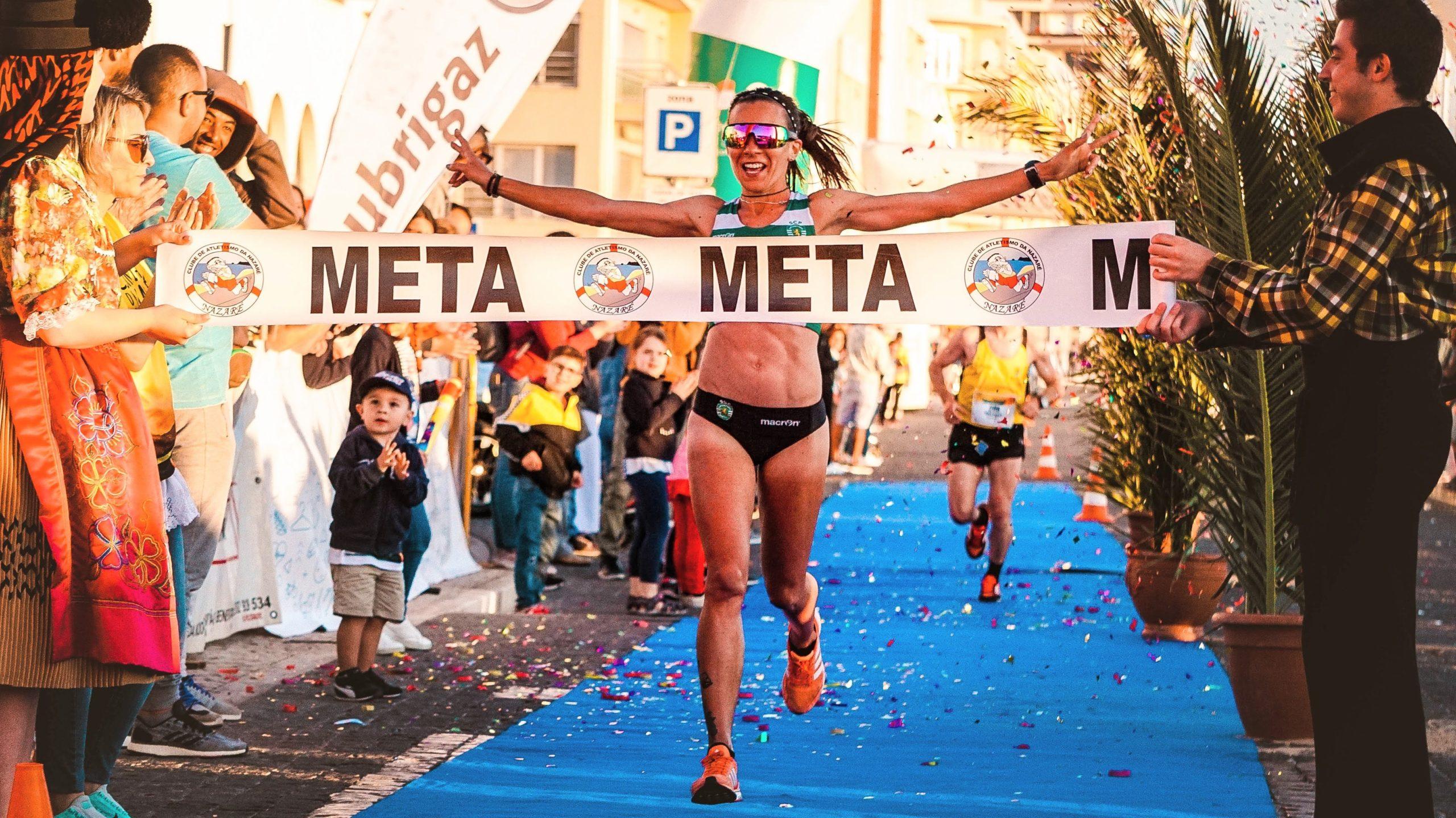 victoire course athlétisme